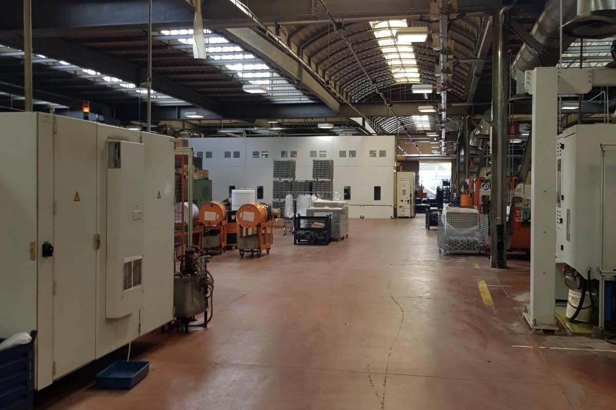 Wizyta uproducenta reduktorów mechanicznych SITI Spa weWłoszech